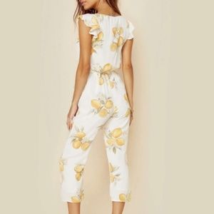 0db02d5eb9d5 For Love And Lemons Pants - For Love and Lemons Limonada Onesie Jumpsuit
